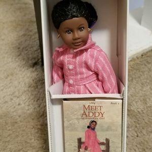 Addy American Girl Mini Doll